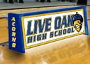 Bison ST85FI Sport Pride Illuminated Scorers Table-length:8'
