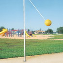 Bison TB100 Outdoor In-Ground Tetherball Game Set
