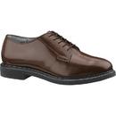 Bates E00082 Men's Bates Lites Brown Leather Oxford