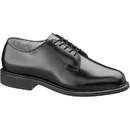 Bates E00968 Men's Leather Uniform Oxford, Black
