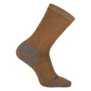 Bates E11918970-223 1Pk Tact Mid Mid Calf / Coyote Brown, Sock