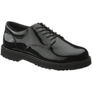 Bates E22141 Men's High Gloss Duty Oxford, Black