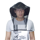 GOGO Outdoor Insect Head Net Mesh  Cover Lightweight Anti-mosquito Bee Bug Insect Hat for Fishing, Camping, Hunting