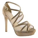 Touch Ups 4471 Corri Shoe in Taupe