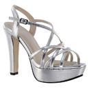 Touch Ups 4504 Wren Shoe in Silver
