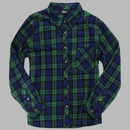 Boxercraft F51 Men'S Flannel Shirt