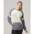 Boxercraft L04 Ladies Cozy Contrast Pullover