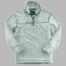 Boxercraft Q10 Adult Sherpa Quarter Zip Pullover