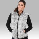 Boxercraft Q11 Ladies Full Zip Sherpa Vest