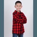 Boxercraft YF51 Youth Flannel Shirt