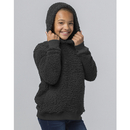 Boxercraft YQ15 Youth Sherpa Hoodie Pullover