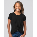 Boxercraft YT52 Girls Twisted Tee