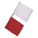 Blazer 2585 Red & White Foul Flag /Ea