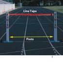 Blazer 2593 Finish Line Tape /50 Yards