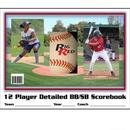 Blazer 5090 Baseball/Softball Detailed 12 Player 48 Games