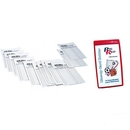 Blazer 5291 Line-Up Card Holder Only (No Cards Included)
