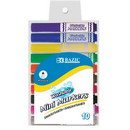 Bazic Products 1220 8 Color Broad Line Mini Washable Markers