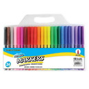 Bazic Products 1282 24 Fine Line Washable Watercolor Markers