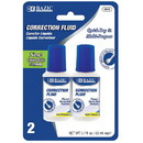Bazic Products 1613 20ml / 0.7 fl. oz. Correction Fluid (2/Pack)