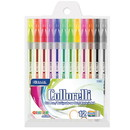 Bazic Products 17082 12 Glitter Color Collorelli Gel Pen