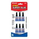Bazic Products 2005 1 g / 0.036 Oz Single Use Super Glue (6/Pack)