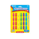 Bazic Products 2203-24 Neon Eraser Top (24/Pack)