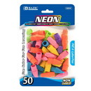 Bazic Products 2204 Neon Eraser Top (50/Pack)