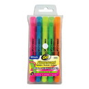 Bazic Products 2341 5 Fluorescent Gel Highlighter