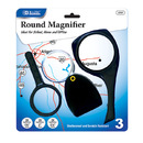 Bazic Products 2707-24 2X Magnifier Sets (3/Pack)