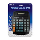 Bazic Products 3001-12 8-Digit Large Desktop Calculator W/ Adjustable Display