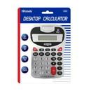 Bazic Products 3008 8-Digit Silver Desktop Calculator w/ Tone