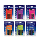 Bazic Products 3009-24 8-Digit Dual Power Pocket Size Calculator