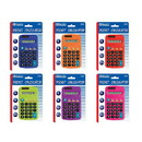Bazic Products 3009 8-Digit Dual Power Pocket Size Calculator