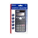 Bazic Products 3020 240 Function Scientific Calculator w/ Slide-On Case