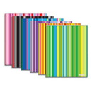 Bazic Products 3169 Stripes 2-Pocket Poly Portfolio