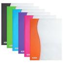 Bazic Products 3183 Two Tone 2-Pockets Poly Portfolio