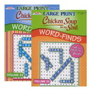 Bazic Products 3364 KAPPA Large Print Chicken Soup For The Soul Word Finds Puzzle Book