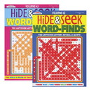 Bazic Products 3393 KAPPA Hide & Seek Word Finds Puzzle Book
