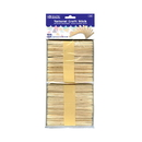 Bazic Products 3431 Natural Craft Stick (100/Pack)