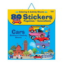 Bazic Products 3860 Car Series Assorted Sticker (80/Bag)