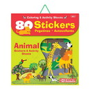Bazic Products 3861 Animal Series Assorted Sticker (80/Bag)