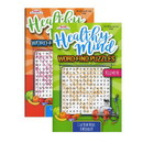 Bazic Products 386 KAPPA Healthy Minds Words Finds Puzzle Book - Digest Size