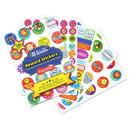 Bazic Products 3874 Reward Plastic Sticker book