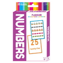 Bazic Products 544 Numbers Flash Cards (36/Pack)