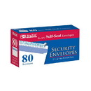 Bazic Products 573 #6 3/4 Self-Seal Security Envelope (80/Pack)