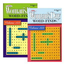 Bazic Products 660 KAPPA Woman's Day Word Finds Puzzle Book-Digest Size