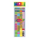 Bazic Products 717 Reward & Incentive Wood Pencils w/ Eraser (8/Pack)
