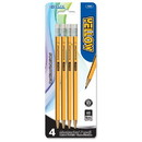 Bazic Products 729 Yellow 0.9mm Mechanical Pencil (4/Pack)