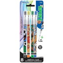 Bazic Products 730 Sports Multi-Point Pencil (8/Pack)