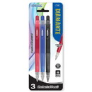 Bazic Products 736 Diamante 0.5 mm Mechanical Pencil w/ Grip (3/Pack)